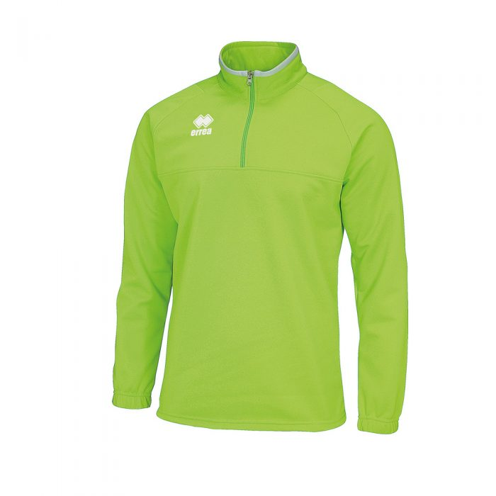 Errea Mansel 3 Training Top Green Fluo