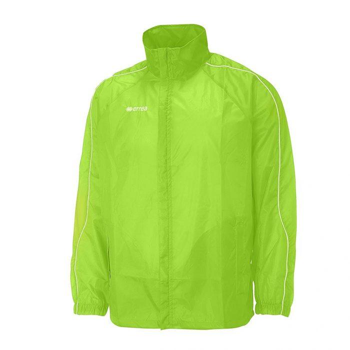 Errea Basic Jacket Fluo Green