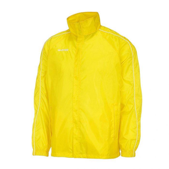 Errea Basic Jacket Fluo Yellow