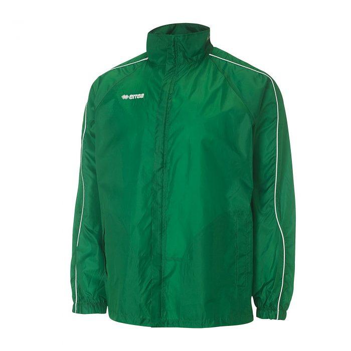 Errea Basic Jacket Green