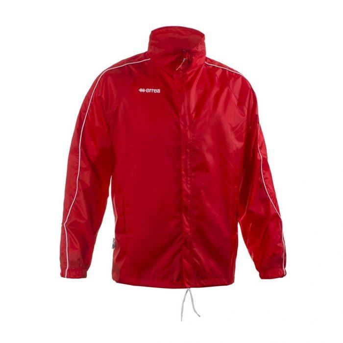 Errea Basic Jacket Red