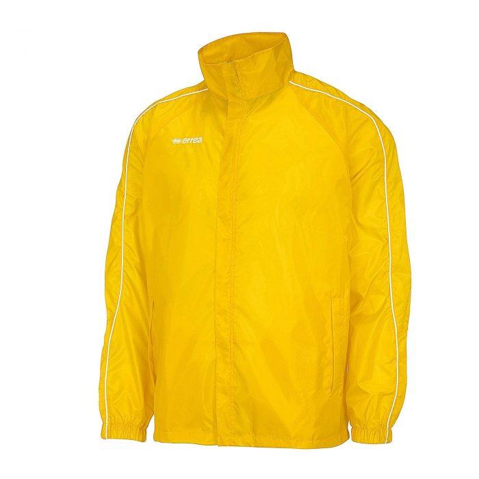 Errea Basic Jacket Yellow
