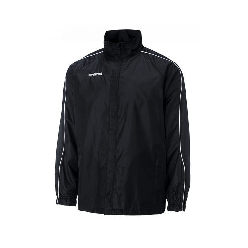 Errea Basic Rain Jacket Black
