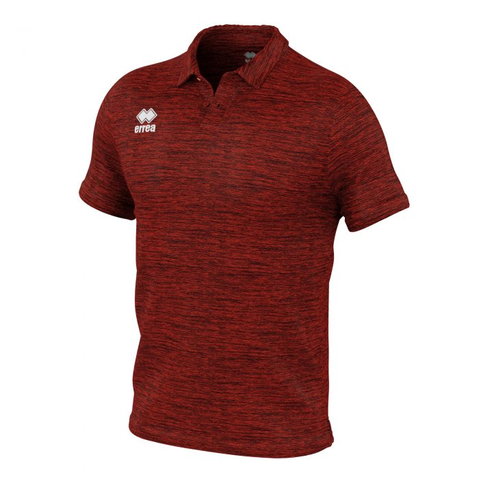 Errea Carlos Polo Shirt Red