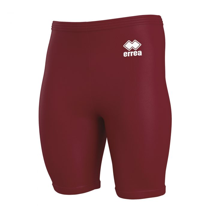 Errea Dawe Baselayer Shorts Maroon