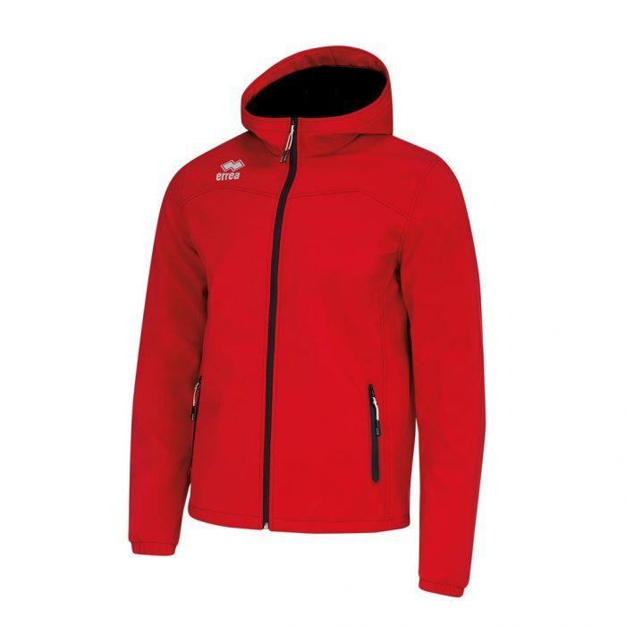Errea Geb Jacket Red
