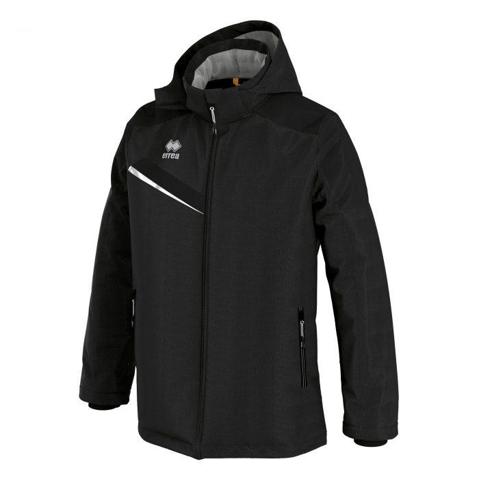 Errea Iceland 3 Winter Jacket Black