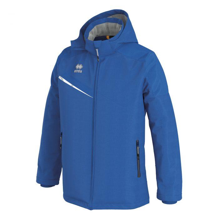 Errea Iceland 3 Winter Jacket Blue