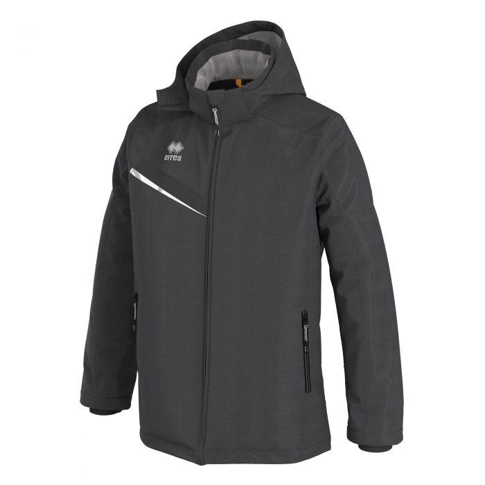 Errea Iceland 3 Winter Jacket Grey