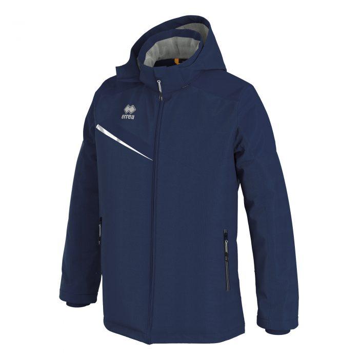 Errea Iceland 3 Winter Jacket Navy