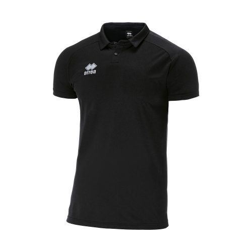 Errea Shedir Polo Shirt Black