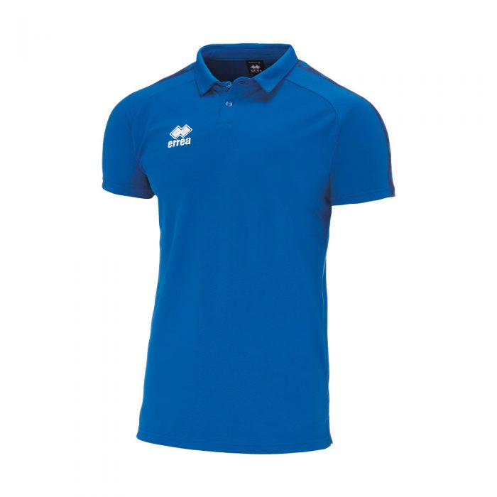 Errea Shedir Polo Shirt Blue