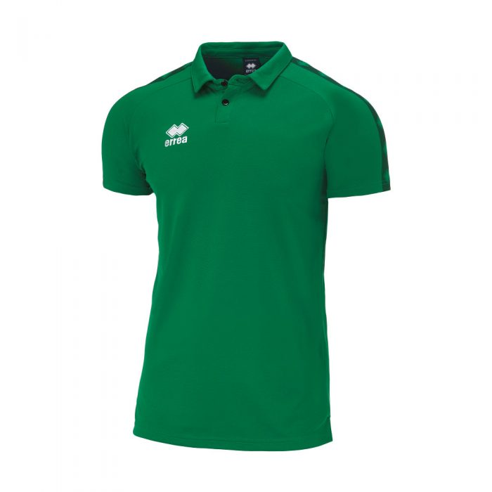 Errea Shedir Polo Shirt Green