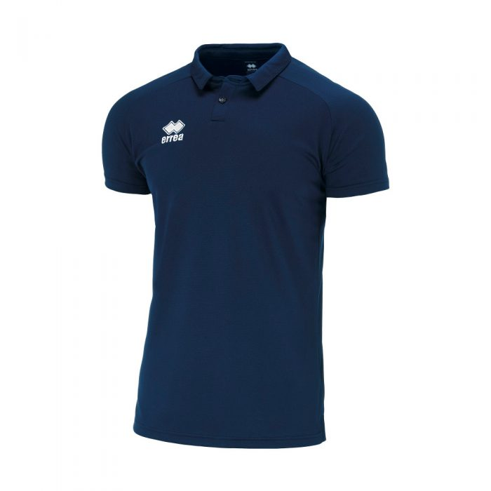 Errea Shedir Polo Shirt Navy