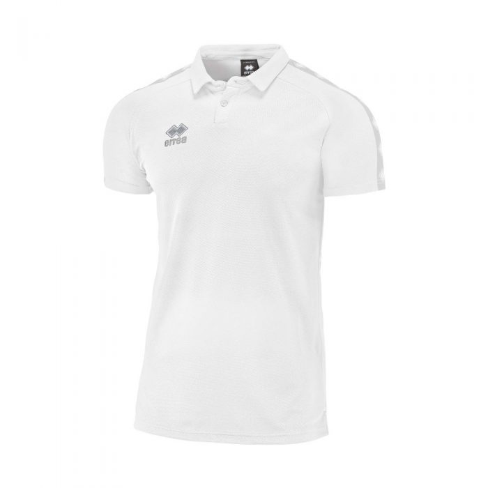 Errea Shedir Polo Shirt White