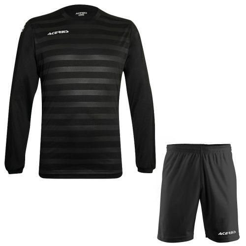 Acerbis Atlantis 2 Long Sleeve Football Kit Black