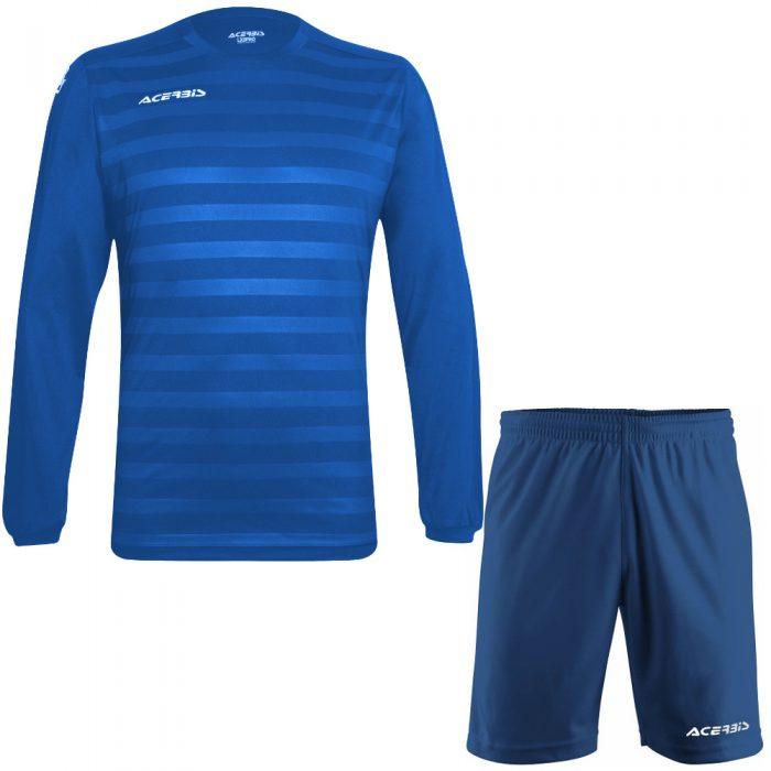 Acerbis Atlantis 2 Long Sleeve Football Kit Blue