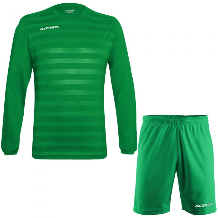 Acerbis Atlantis 2 Long Sleeve Football Kit Green