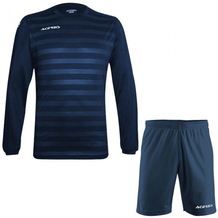 Acerbis Atlantis 2 Long Sleeve Football Kit Navy