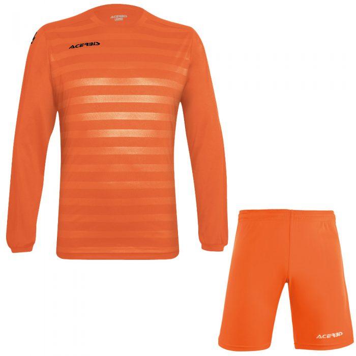 Acerbis Atlantis 2 Long Sleeve Football Kit Orange