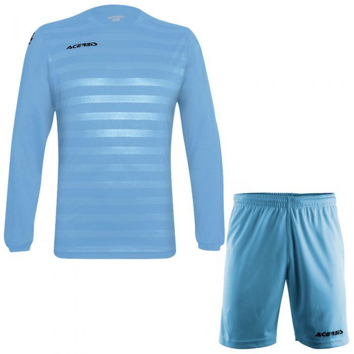 Acerbis Atlantis 2 Long Sleeve Football Kit Sky