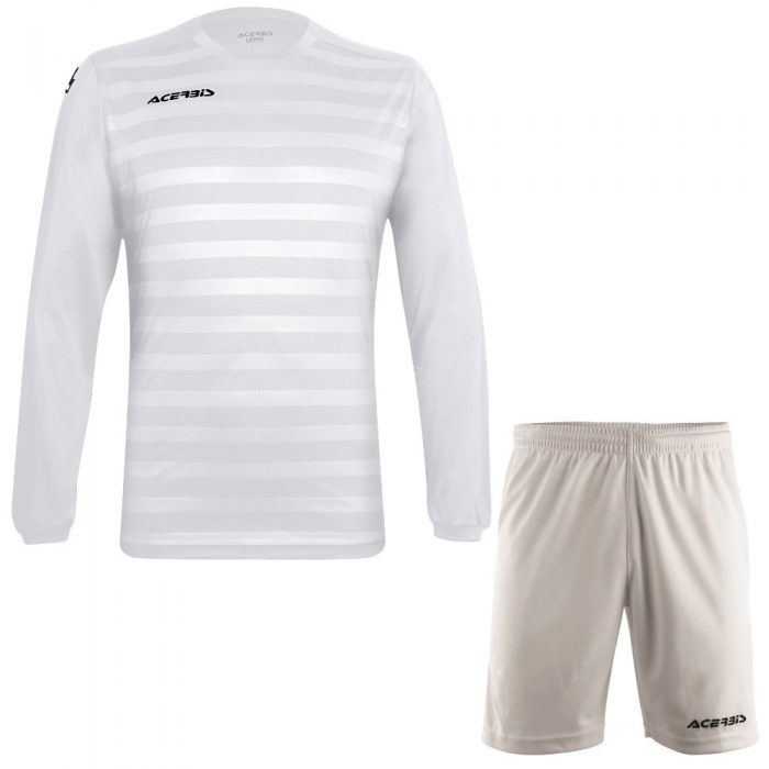 Acerbis Atlantis 2 Long Sleeve Football Kit White