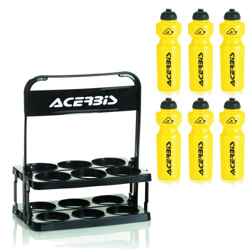 Acerbis Evo Water Carrier with Water Bottles