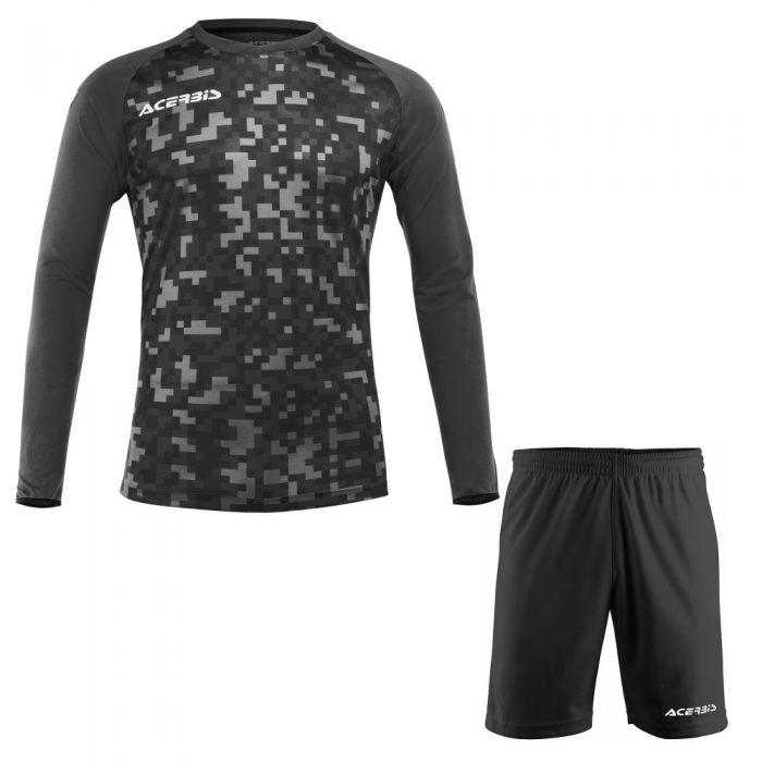 Acerbis Iker Goalkeeper Kit Black
