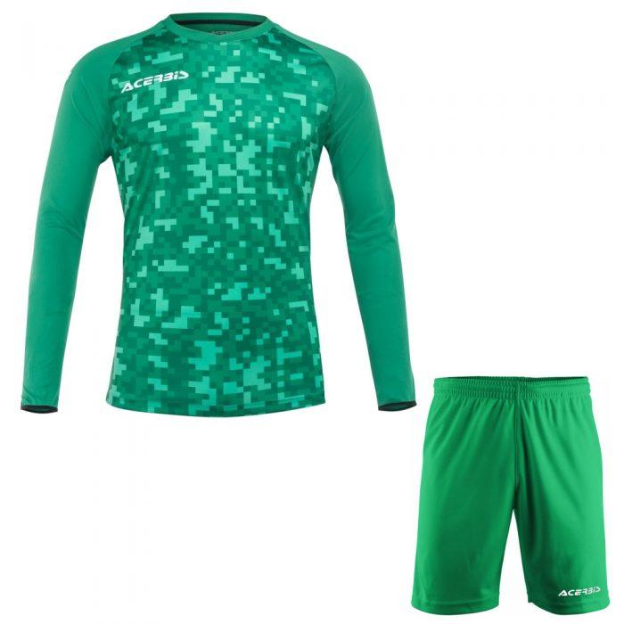 Acerbis Iker Goalkeeper Kit Green