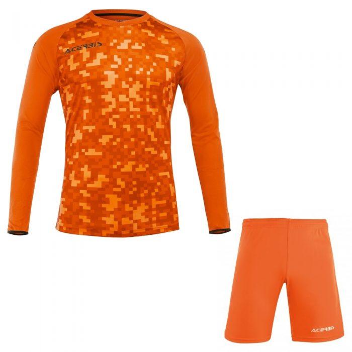 Acerbis Iker Goalkeeper Kit Orange