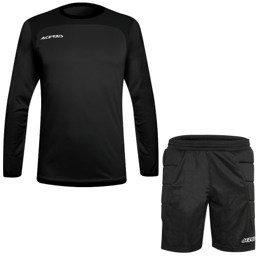 Acerbis Lev Goalkeepers Kit Black