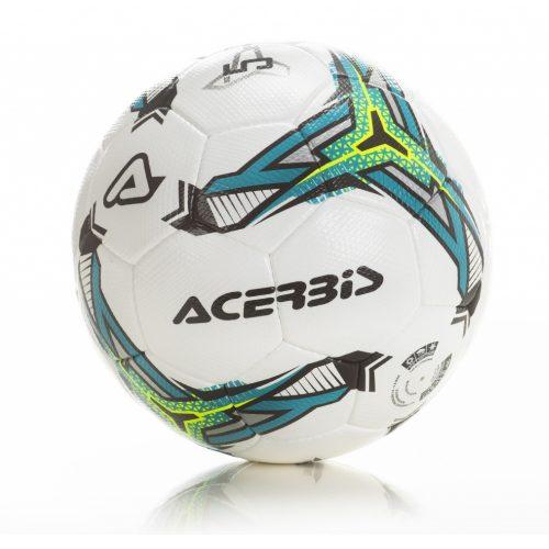 Acerbis Vortex Football White Teal Fluo Yellow Silver