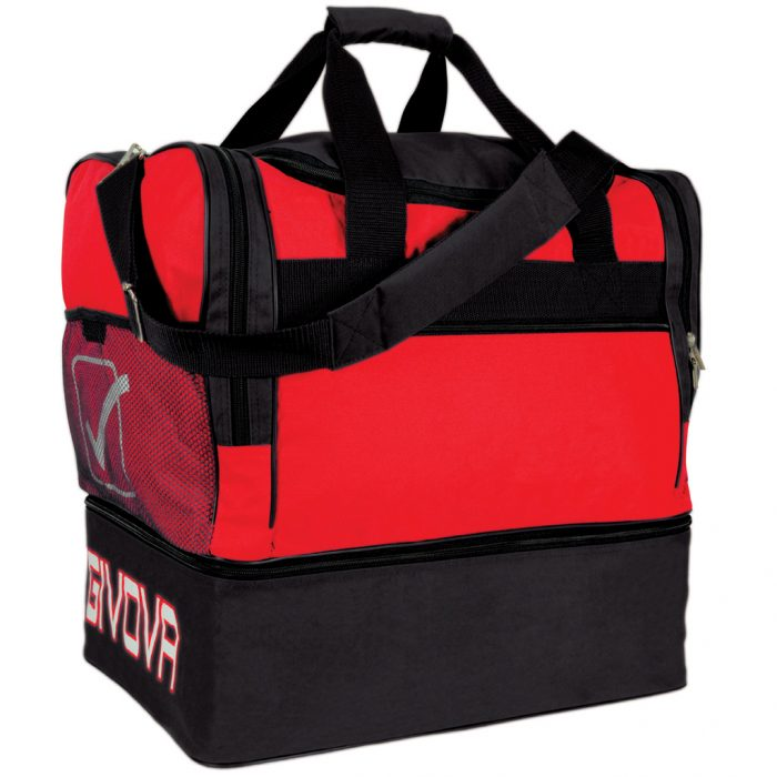 Givova Borsa Bag Red Black