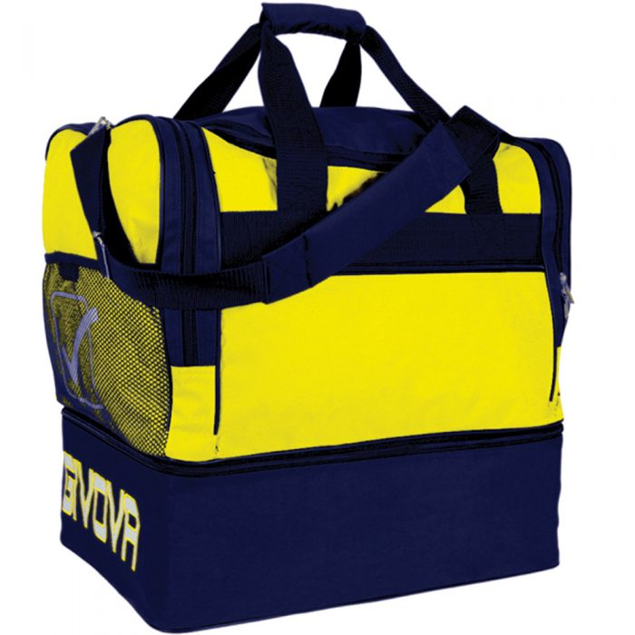 Givova Borsa Bag Yellow Navy