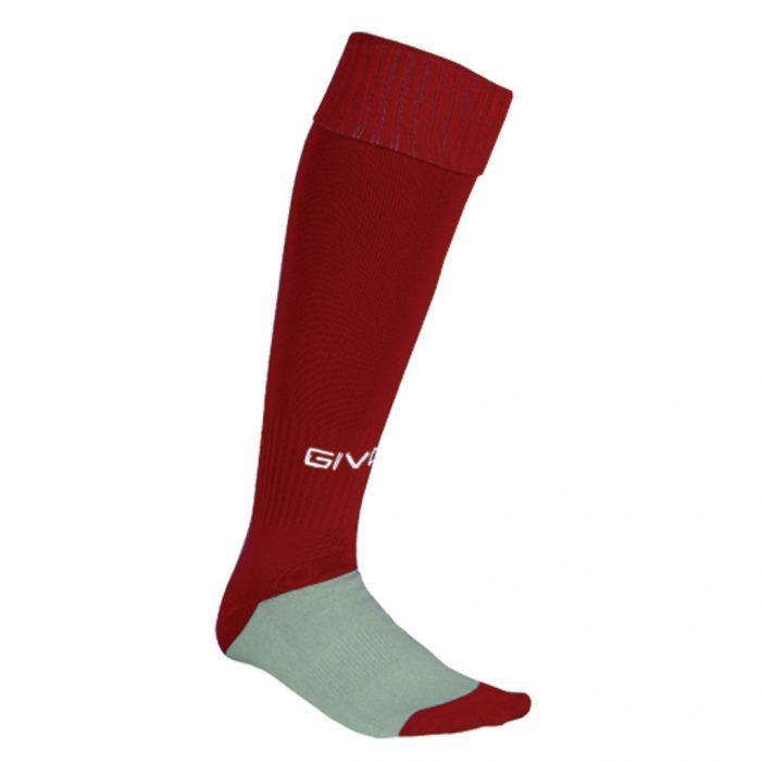 Givova Calcio Football Socks Maroon