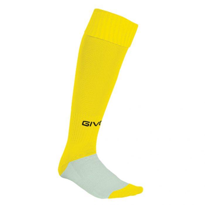 Givova Calcio Football Socks Yellow