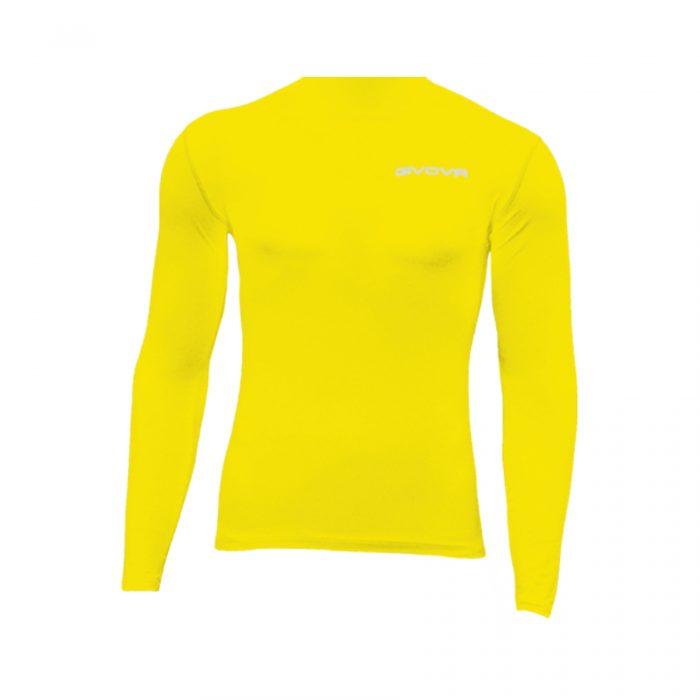 Givova Corpus 3 Baselayer Yellow