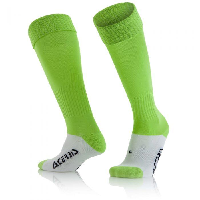 Acerbis Atlantis Football Socks Green Fluo