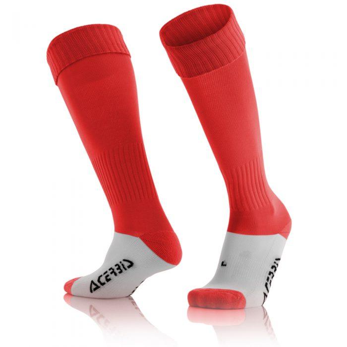 Acerbis Atlantis Football Socks Red