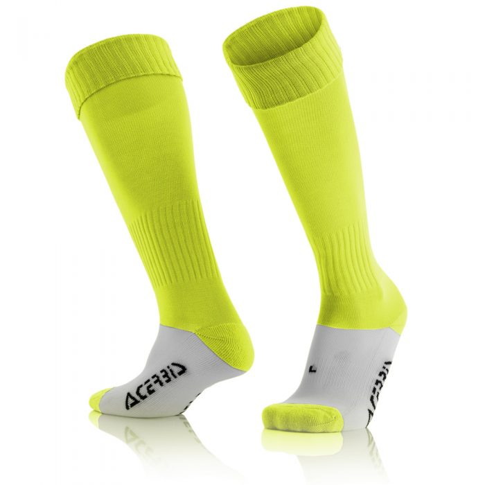 Acerbis Atlantis Football Socks Yellow Fluo