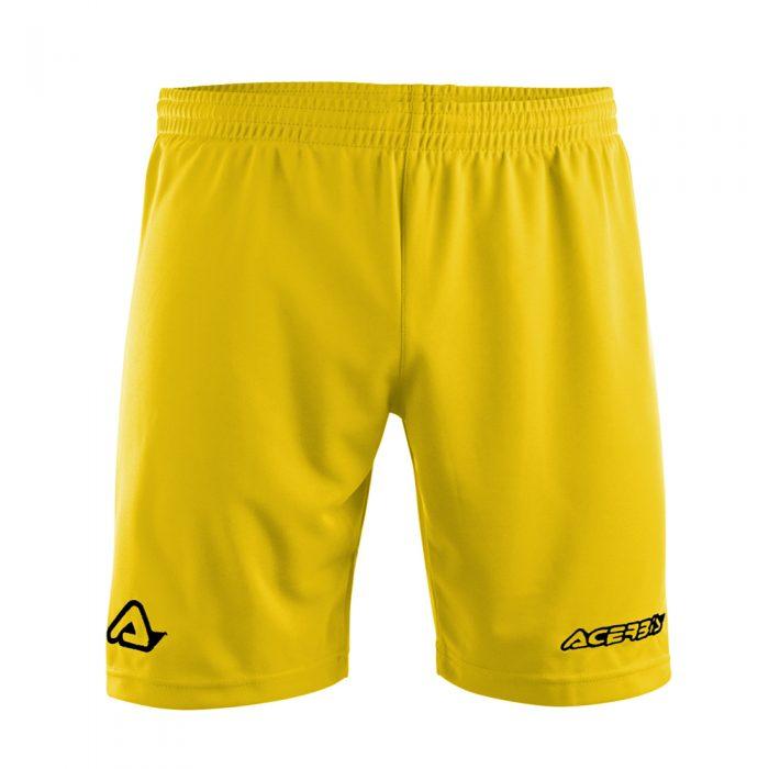 Acerbis Atlantis Shorts Yellow