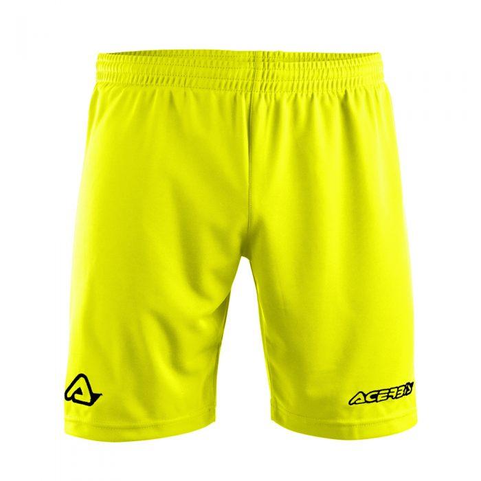 Acerbis Atlantis Shorts Yellow Fluo