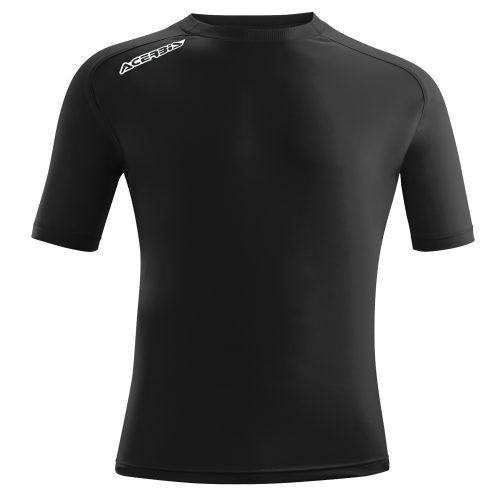 Acerbis Atlantis Training Short Sleeve Shirt Black