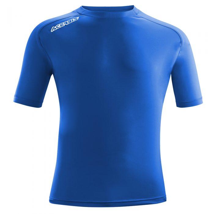 Acerbis Atlantis Training Short Sleeve Shirt Blue