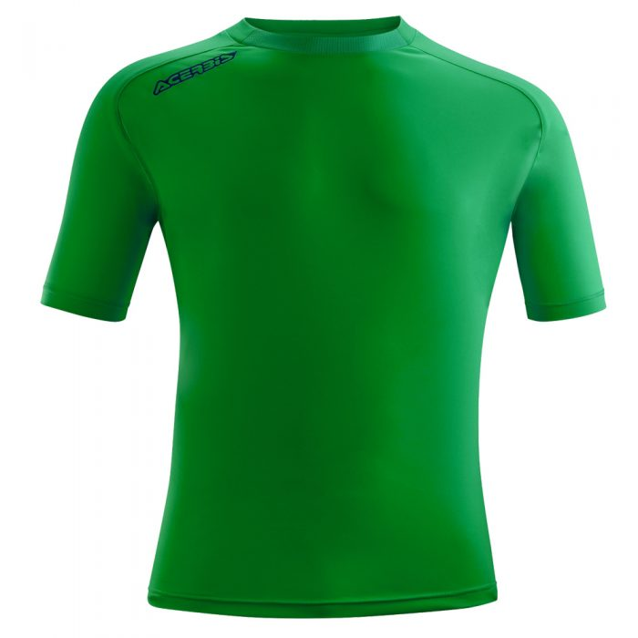 Acerbis Atlantis Training Short Sleeve Shirt Green