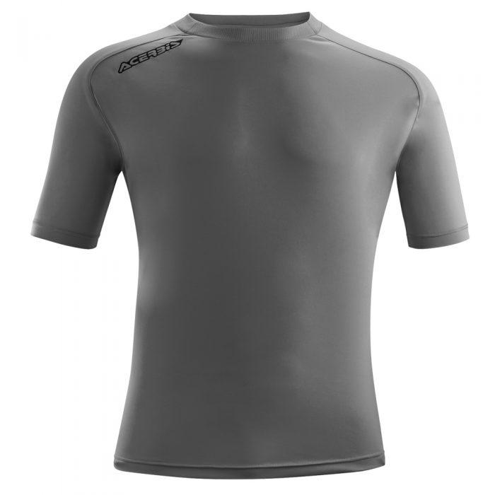 Acerbis Atlantis Training Short Sleeve Shirt Grey
