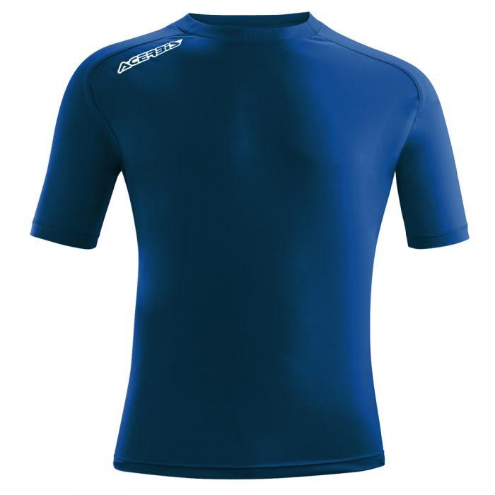 Acerbis Atlantis Training Short Sleeve Shirt Navy