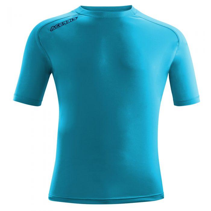 Acerbis Atlantis Training Short Sleeve Shirt Sky