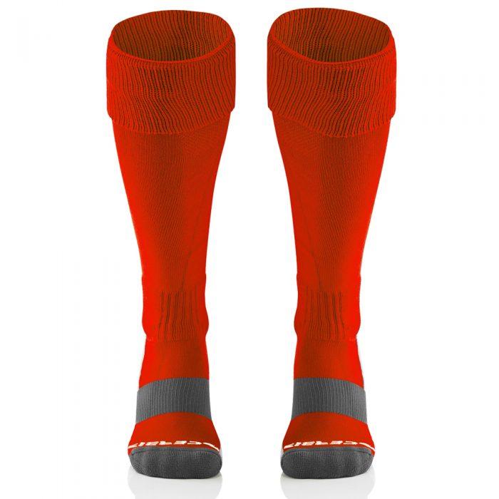 Acerbis Dynamic Football Socks Red