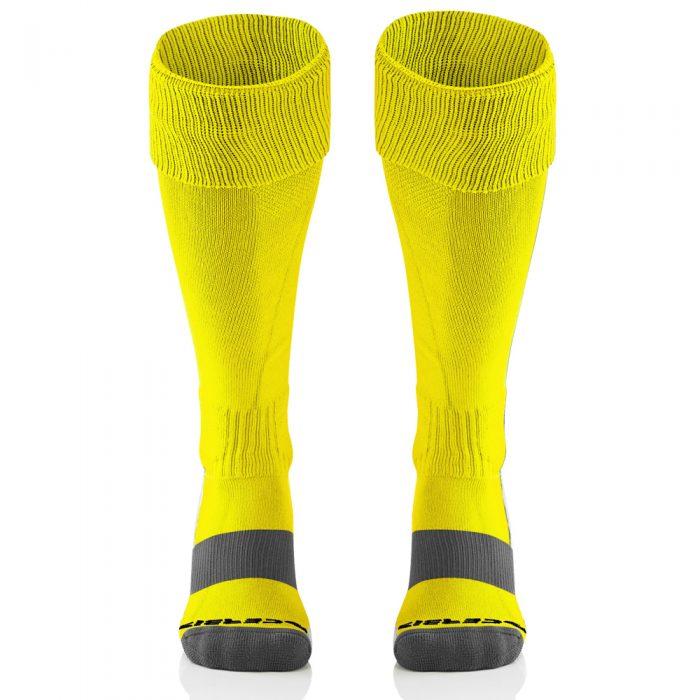 Acerbis Dynamic Football Socks Yellow
